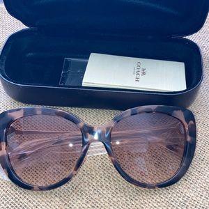 Coach Jessa Cat Eye Sunglasses
